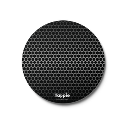 Tappie™ Black Grid