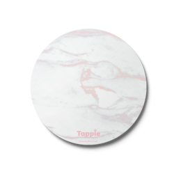 Tappie™ Pink marble