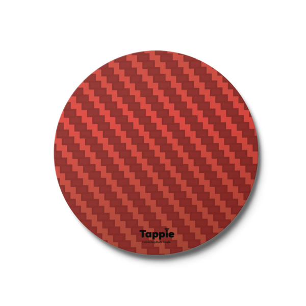 Tappie™ Red Carbon