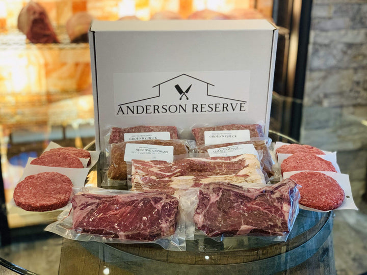 Anderson's Choice Butcher Box Butcher Box Anderson Reserve