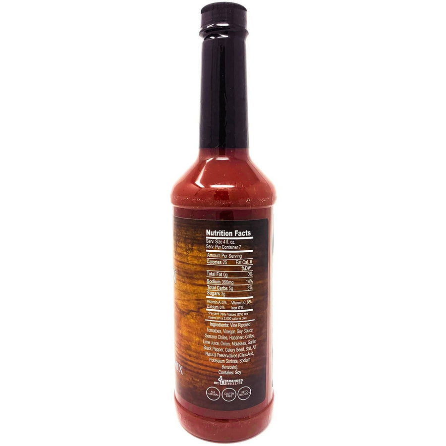 Habanero Bloody Mary Mix Drink Mix Anderson Reserve