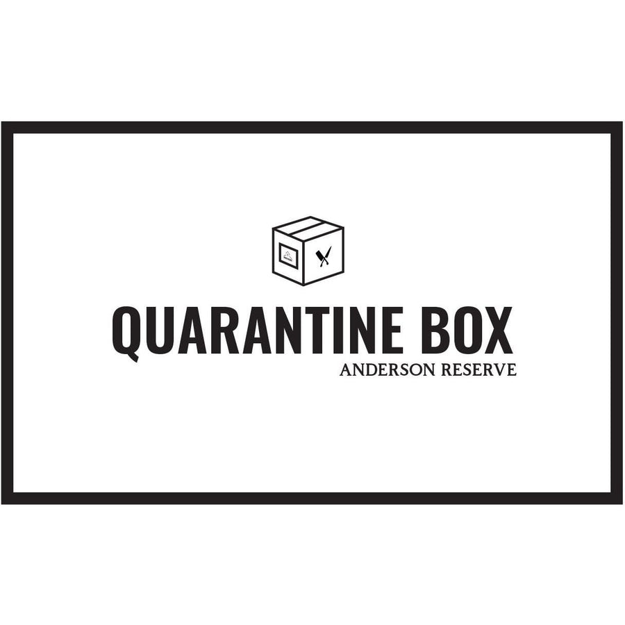 Quarantine Box Butcher Box Anderson Reserve