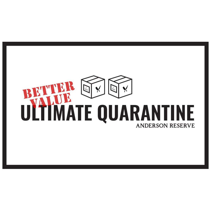 Ultimate Quarantine Box Butcher Box Anderson Reserve