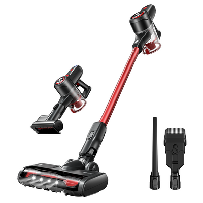 <span>Fluteva V20 Vacuum Cleaner</span> <br /> <span>25000Pa Ultra Strong Suction Vacuum Cleaner</span>