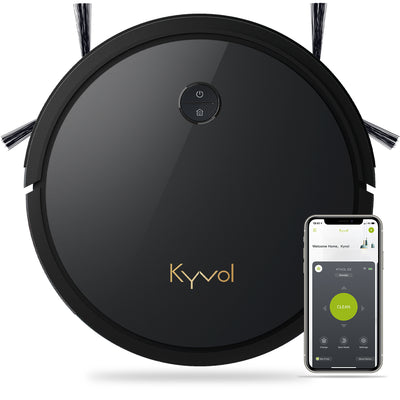 <span>Cybovac D3 Robot Vacuum Cleaner</span> <br /> <span> Perfect entry level vacuum cleaner </span>