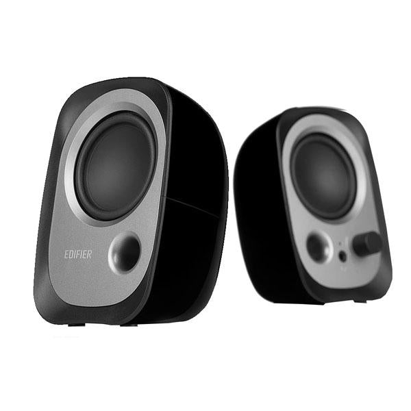 Edifier R12U 2.0 USB Multimedia Speakers - Black