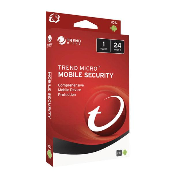 Trend Micro Mobile Security 1 Device - 24 months