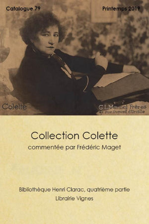 Catalogue 79 - Colette - Printemps 2019