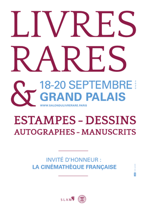 Salon International du Livre Rare