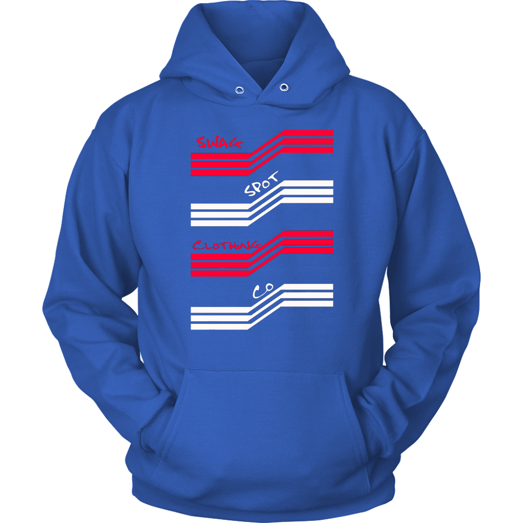 Swag Spot Clothing Co Original unisex adult hoodie