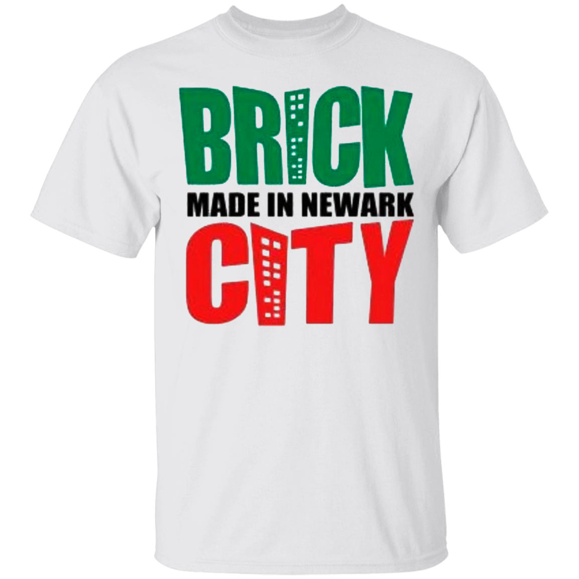 Brick City Made Unisex T-Shirt