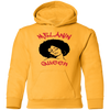 Melainin Queen by Wisam Youth Pullover Hoodie - SW@gSpot