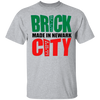Brick City Made Unisex T-Shirt - SW@gSpot