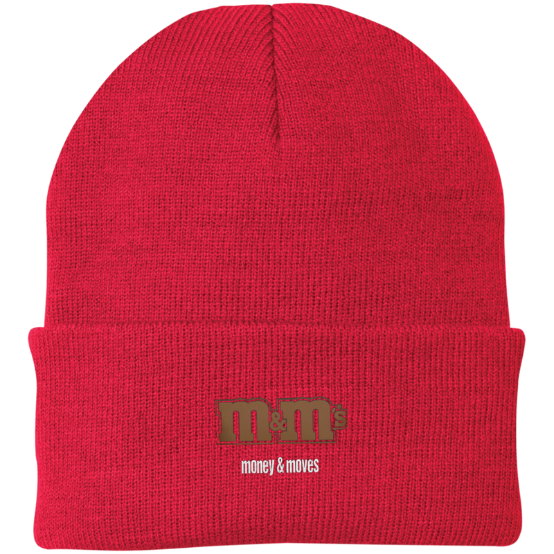 Money & Moves Knit Cap - SW@gSpot