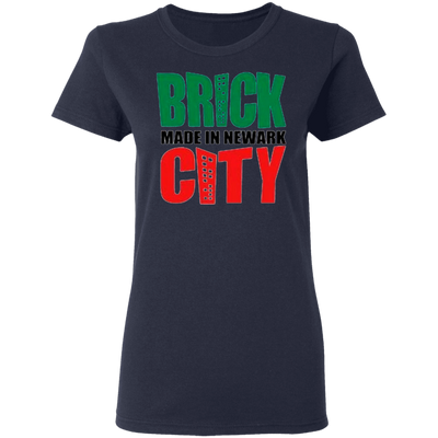 Brick City Made women's Unisex T-Shirt - SW@gSpot