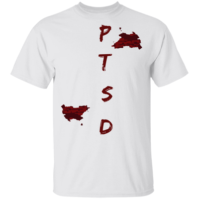 PTSD by Wisam UNISEX GRAPHIC T-Shirt - SW@gSpot