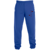 PTSD By Wisam GRAPHIC EMBROIDERED Sweatpants with Pockets - SW@gSpot