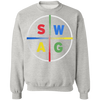 Swag Multicolored Letters Sweatshirt - SW@gSpot