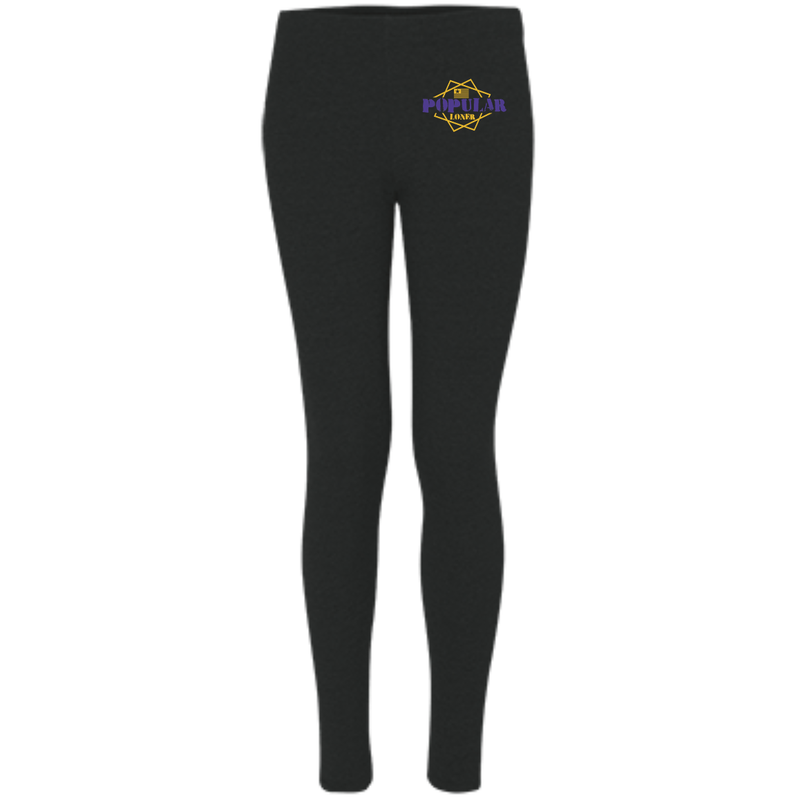 Popular loner Star Graphics Women's Leggings