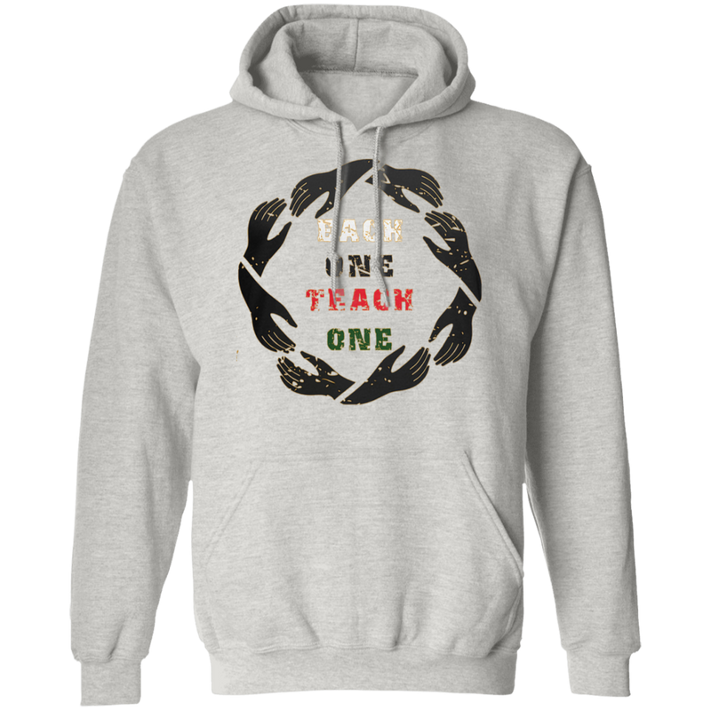 Each One Teach One Unisex Hoodie