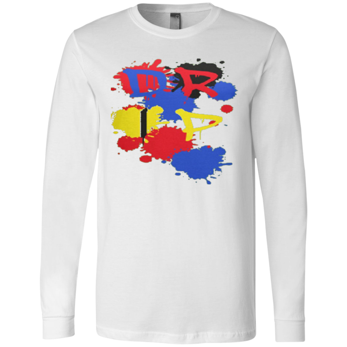 DRIP by Wisam LONG SLEEVE UNISEX T-Shirt