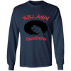Melanin Queen by Wisam womens cotton T-Shirt - SW@gSpot