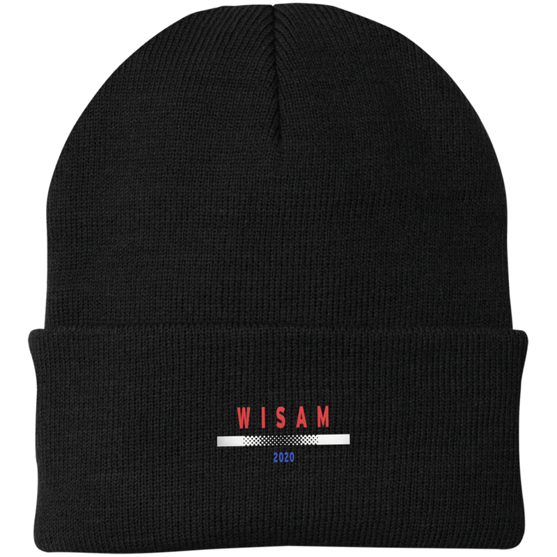 Wisam Premium Embroidered Knit Cap