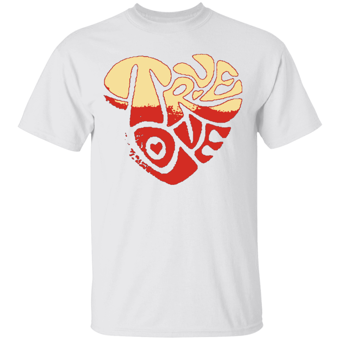 True Love Bicolor Unisex t-Shirt - SW@gSpot