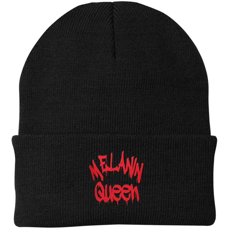 Melanin Queen by Wisam Knit Cap - SW@gSpot