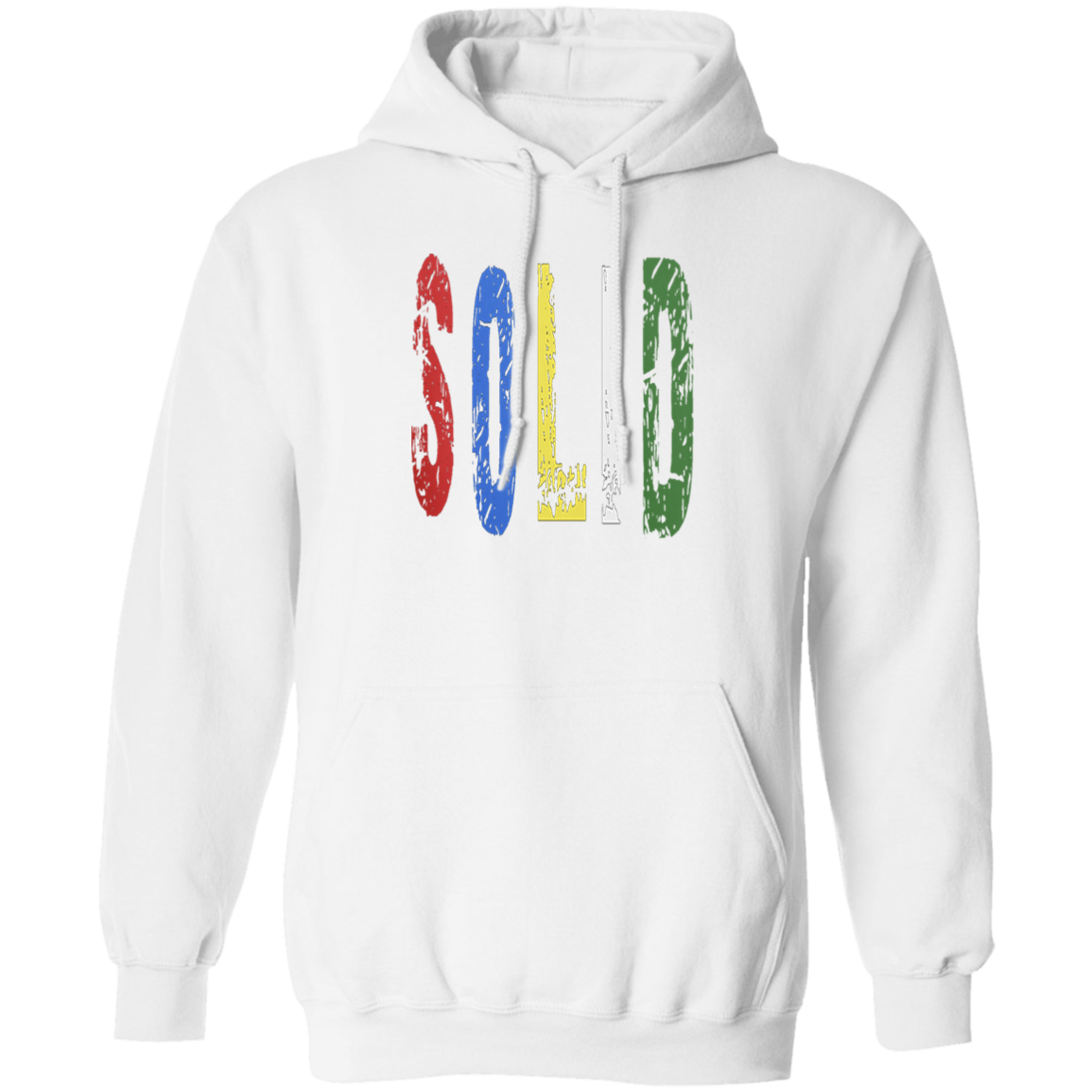 Solid Unisex Hoodie - SW@gSpot