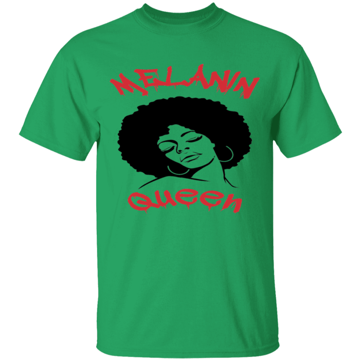 Melanin Queen by Wisam Youth cotton T-Shirt