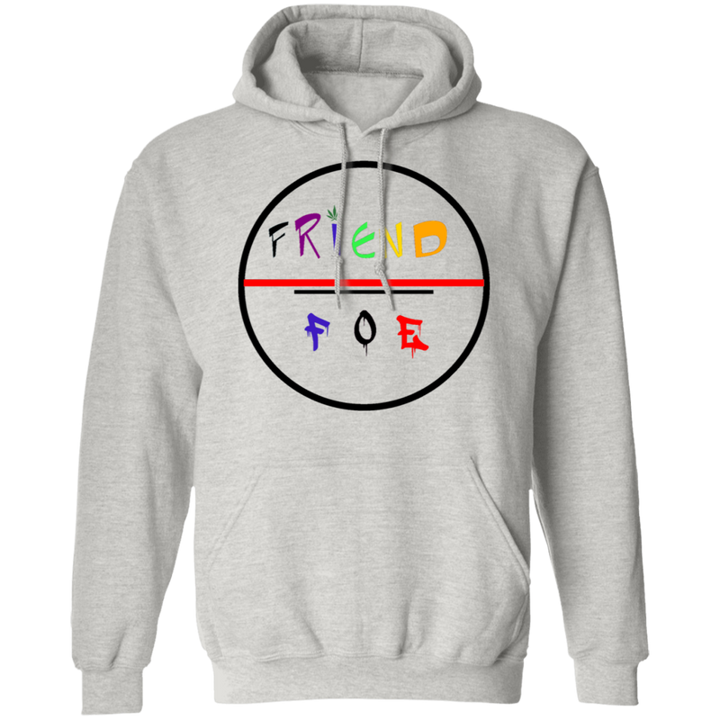 Friend Over Foe Original Unisex Hoodie