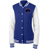 MELANIN QUEEN by Wisam embroidered Letterman Jacket - SW@gSpot