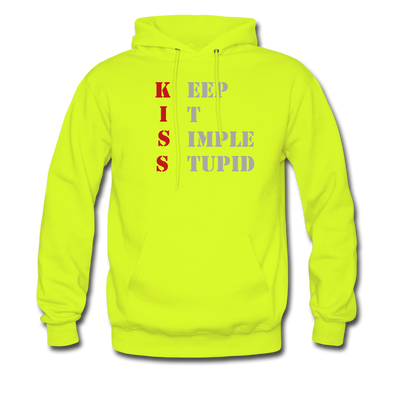 KISS by Wisam UNISEX Hoodie - SW@gSpot