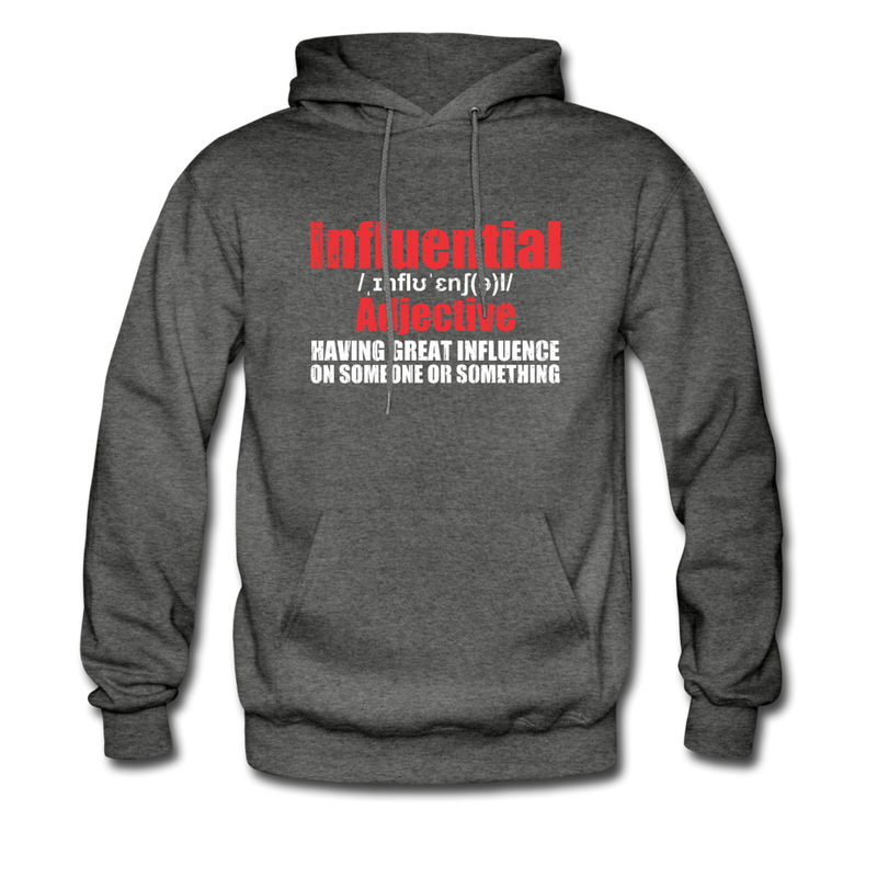 Influential by Wisam Unisex Hoodie - SW@gSpot