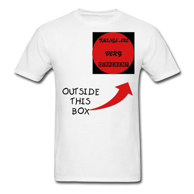 Outside The Box Unisex T-Shirt - SW@gSpot