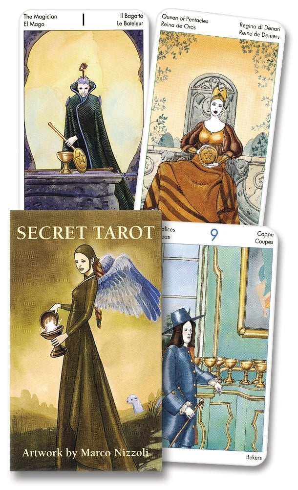 Mini Secret Tarot