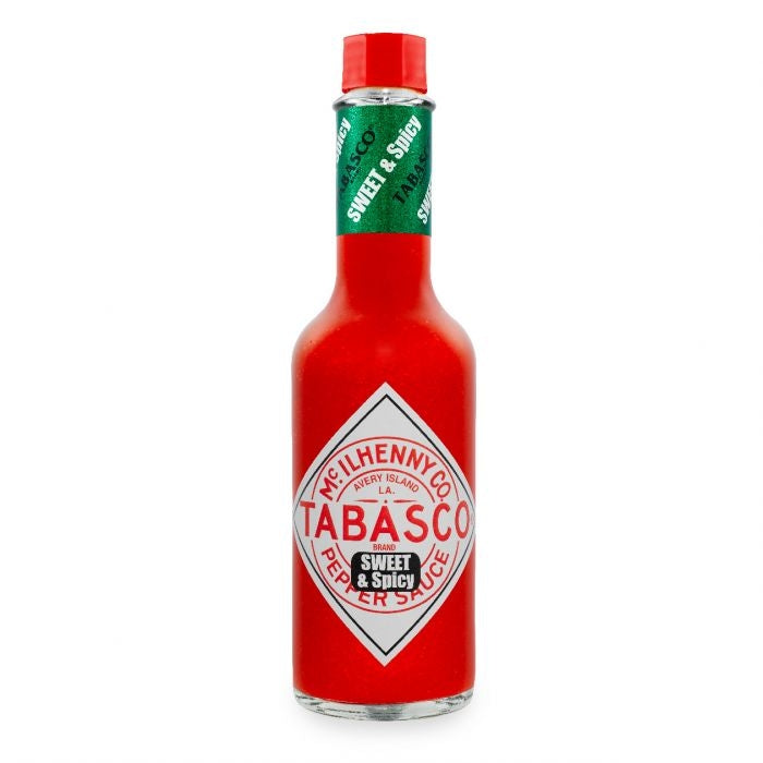 TABASCO® SWEET & SPICY SAUCE 150ml - Tabasco Country Store
