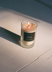 Amber Balsam Candle / Available in 5oz & 8oz