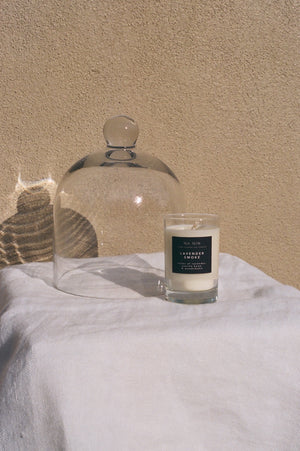 Lavender Smoke Candle / Available in 5oz & 8oz