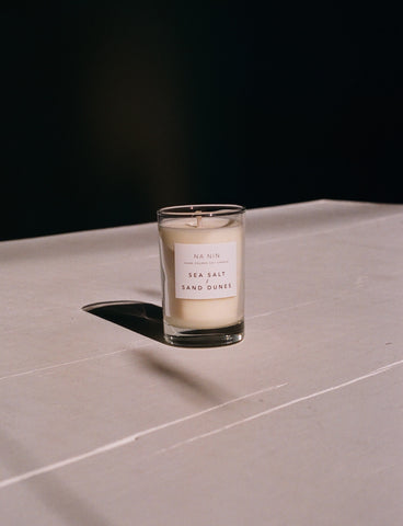 Sea Salt & Sand Dunes Candle / Available in Multiple Sizes