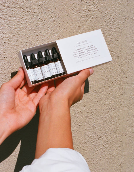 Na Nin Perfume Oil Sample Pack / Signaure & Pairings Collections/ Multiple Options