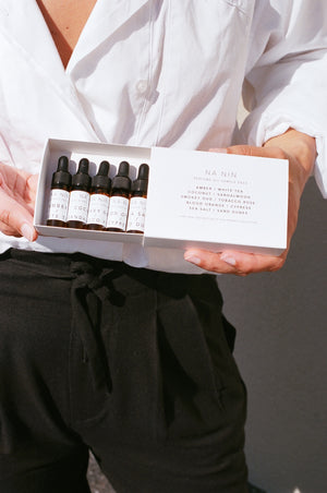 Pairings Collection Perfume Oil Sample Pack / Available in Two Sets