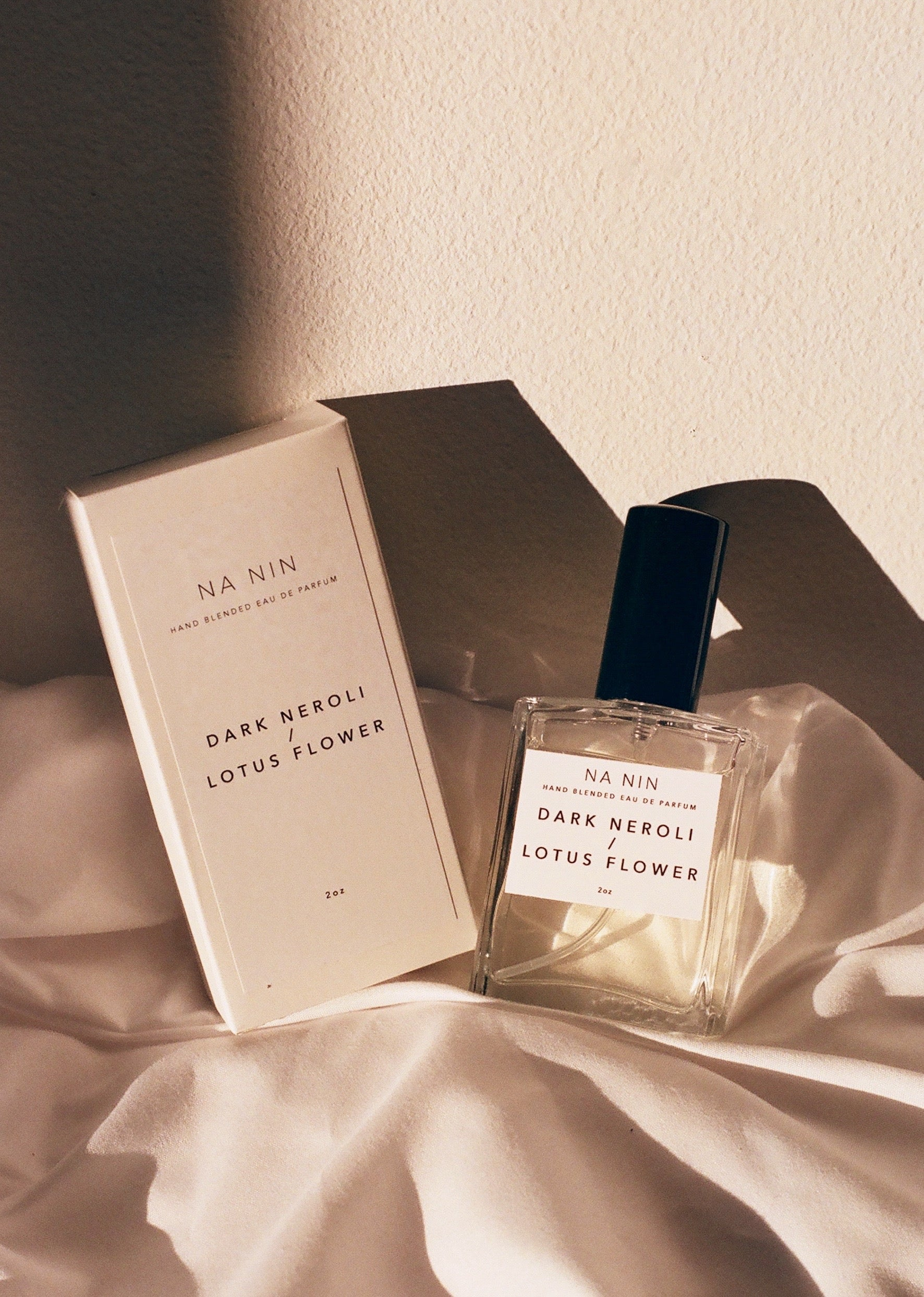 Dark Neroli & Lotus Flower Eau De Parfum / 2oz