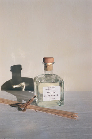 Fig Leaf & Olive Branch Reed Diffuser