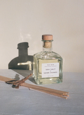 Sea Salt & Sand Dunes Reed Diffuser