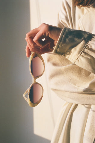 The Poet Sunglasses / Marble