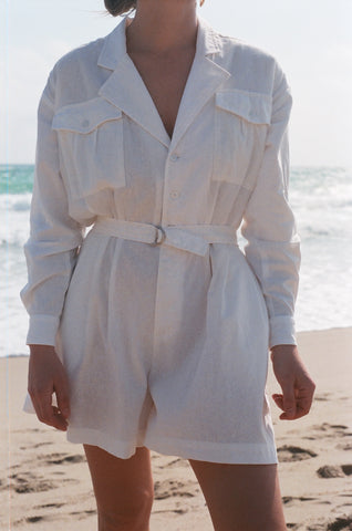 Na Nin Joey Linen Cotton Jumpsuit / Available in Multiple Colors
