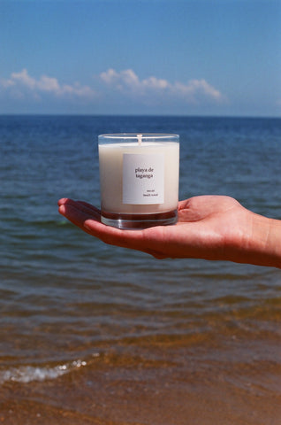 Na Nin Places Collection : 5oz + 8oz Candle / Playa De Taganga