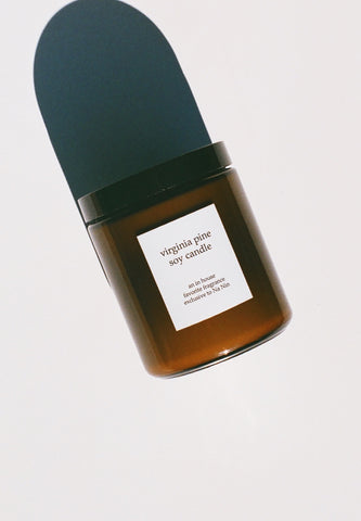 Na Nin In-House Collection : 4oz + 8oz Candle / Multiple Scents Available